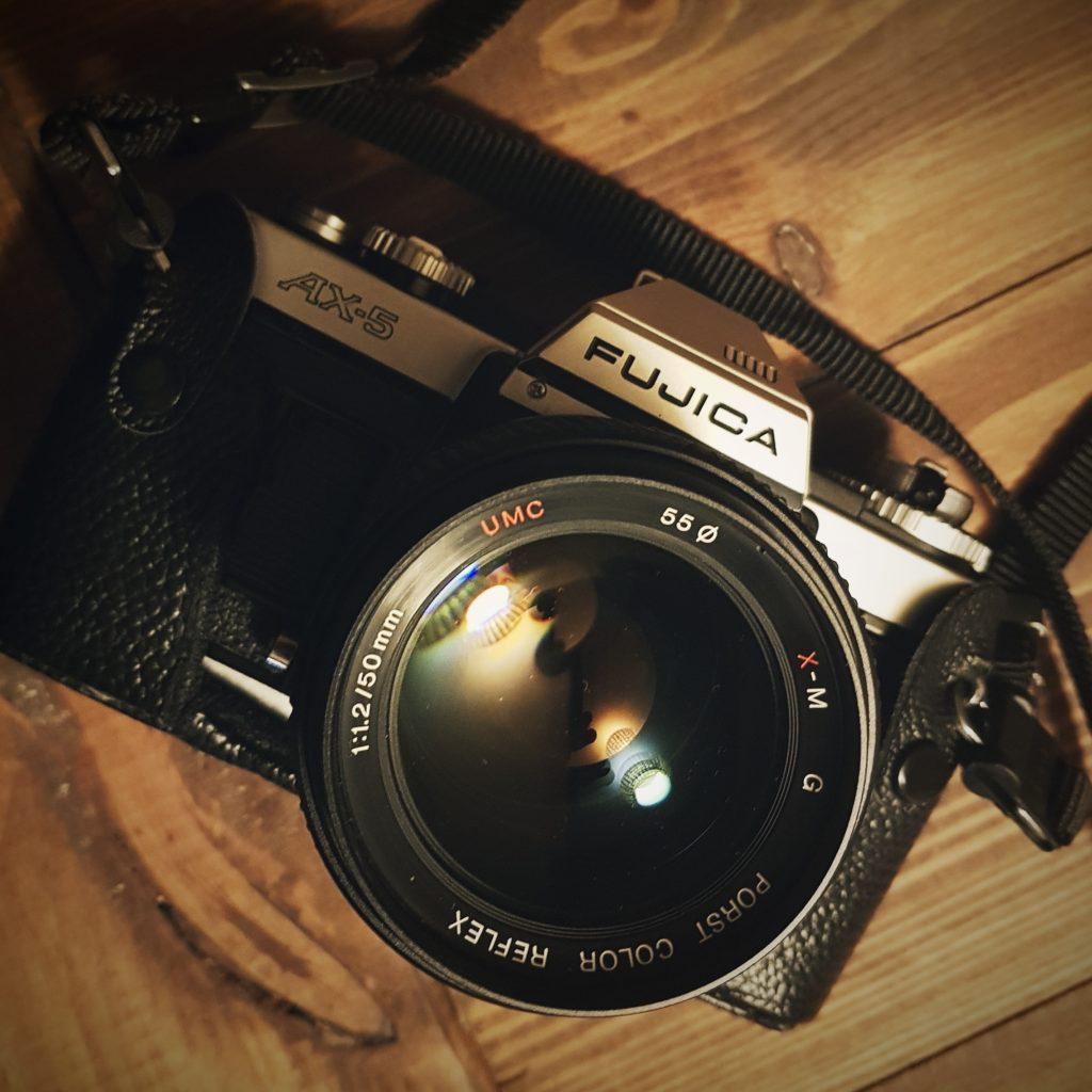 Fujica AX 5, PORST 50 1.2